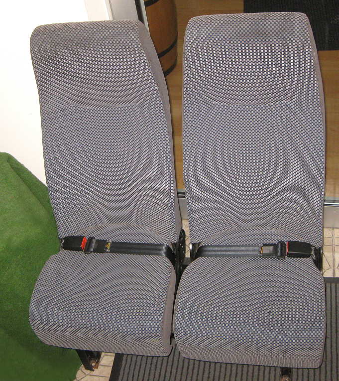 Fiat Ducato Minibus Doppelsitz