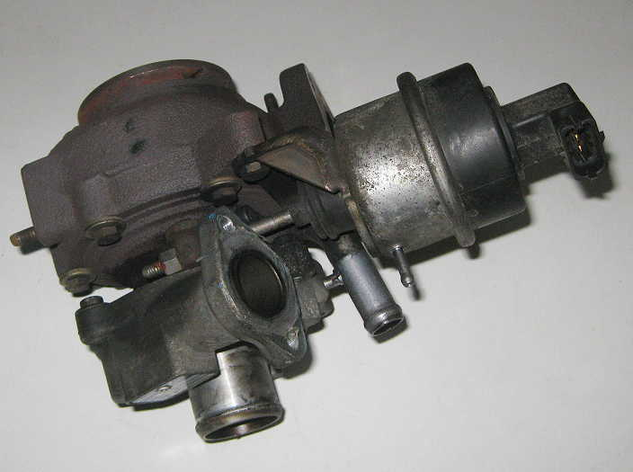 Turbolader Fiat Lancia Alfa Romeo  1.3 Mtj