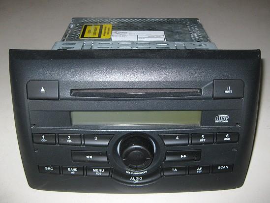 Fiat Stilo Radio mit CD von Visteon  Fiat Nr.: 735296997