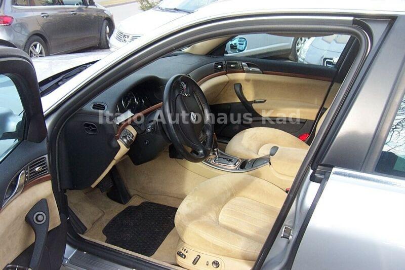 Lancia Thesis 2.4 20v Comfortronic EMBLEMA LPG-Gasanlage