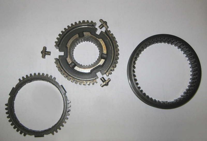 Fiat Ducato Schaltmuffe 5. Gang  Nr.: 55217996
