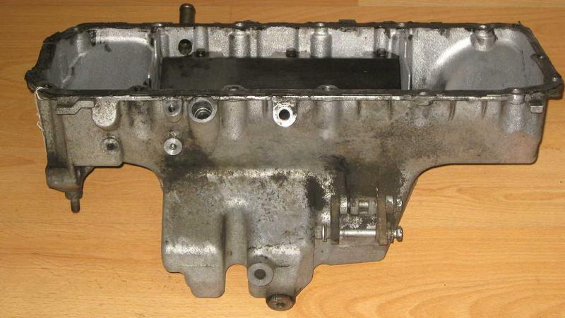 Lancia Thesis 2.4 Jtd Ölwanne Nr.: 7772921