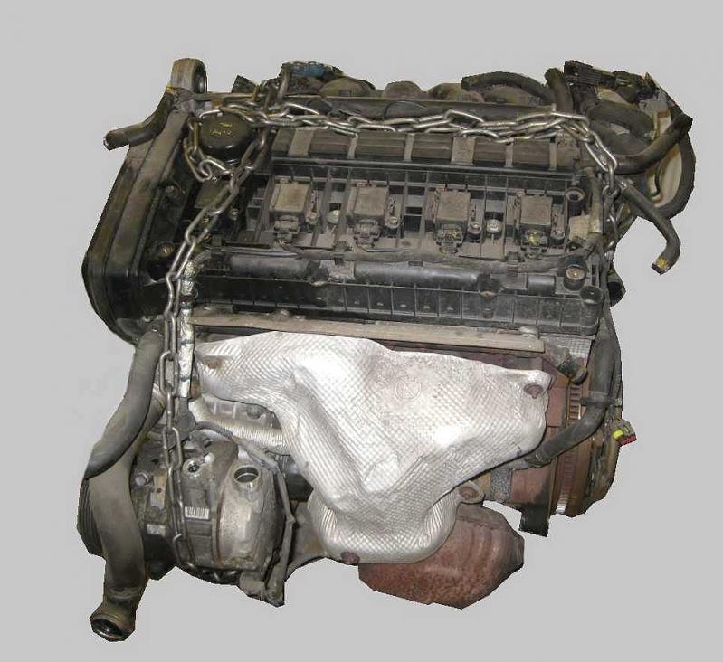 Lancia Thesis 2.4 Benzin Motor