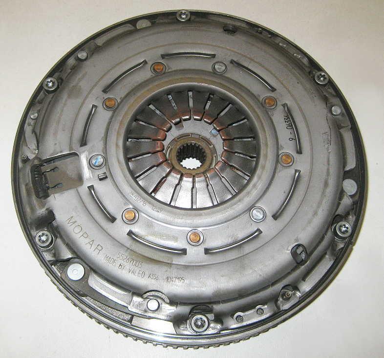 Fiat Tipo Zweimassenschwungrad Nr.: 55267003