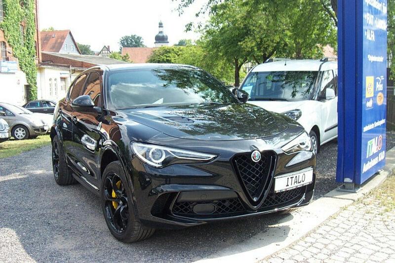 Alfa Romeo Stelvio 2.9 Bi-T. V6 375kW Quadrifoglio AT8-Q4